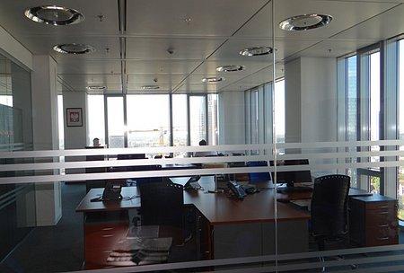 PKO Bank Polski branch in Frankfurt is already open