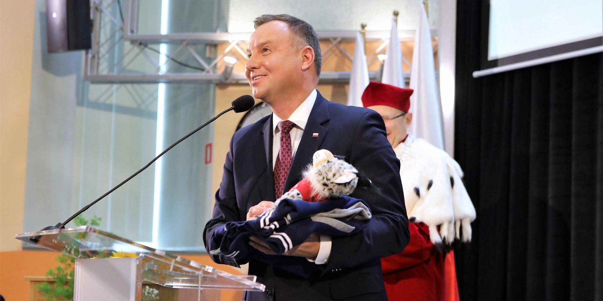 Inauguracja roku akademickiego 2019/20 na Uczelni Łazarskiego