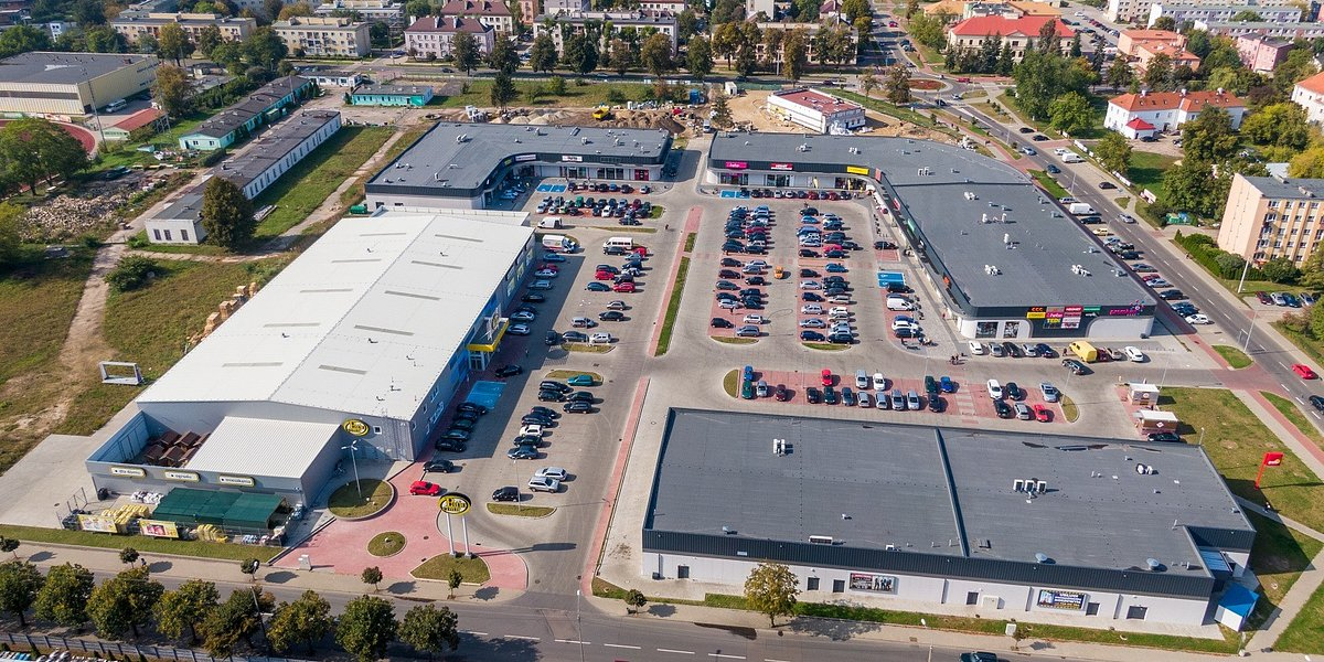 Premium Park Łowicz sprzedany przy udziale Colliers International