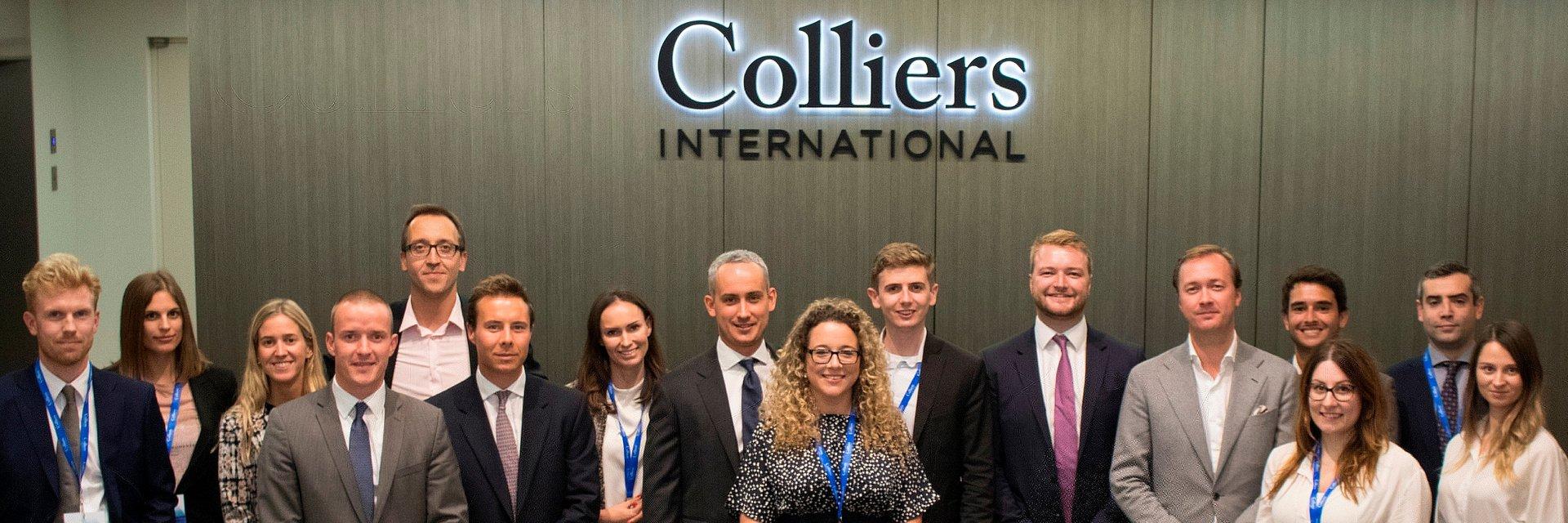 Colliers uruchamia program rozwoju talentów w ramach rynków kapitałowych w Europie