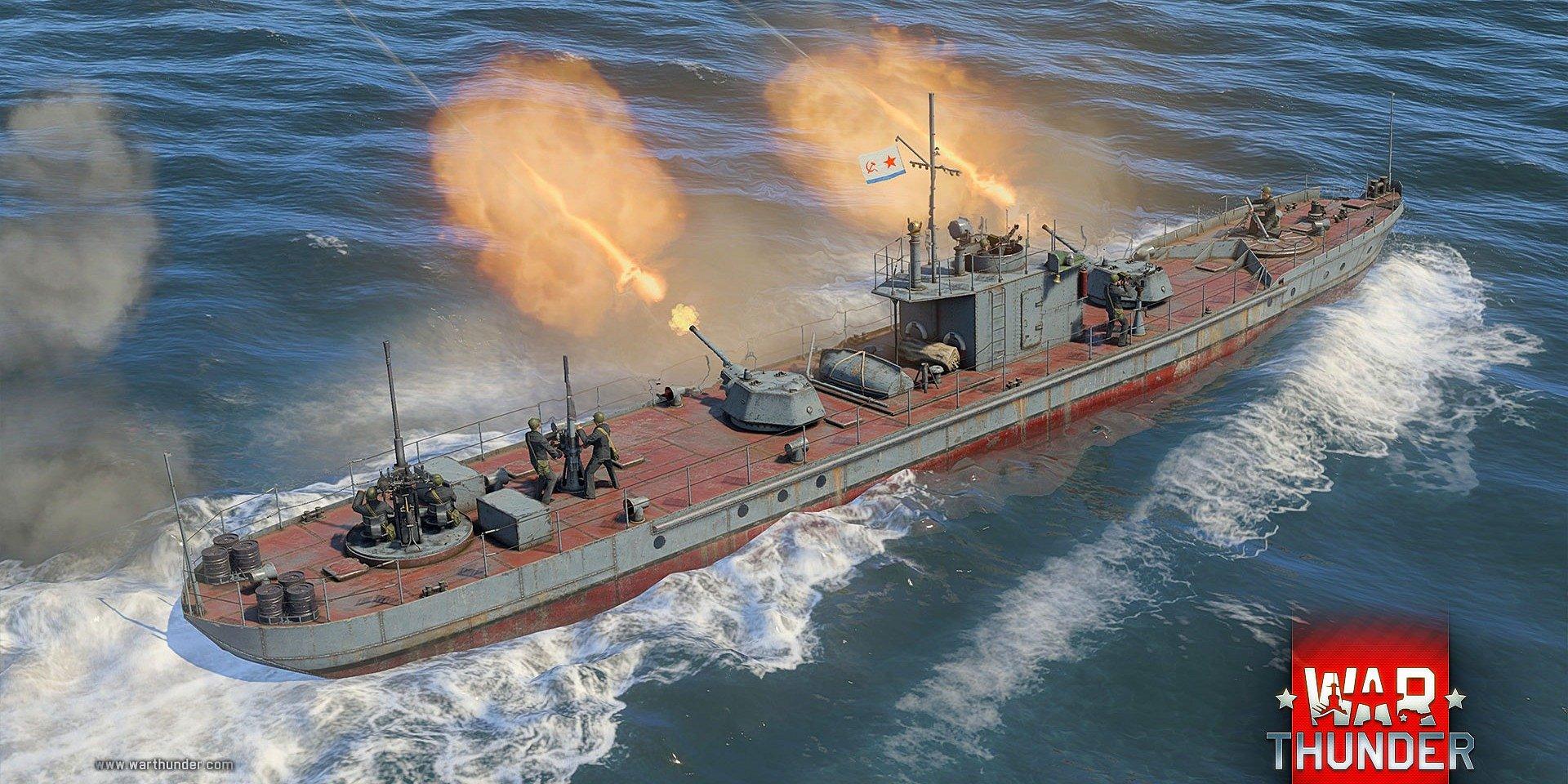 Operace Loděnice přináší do War Thunderu exotický dvojhlavňový tank a další