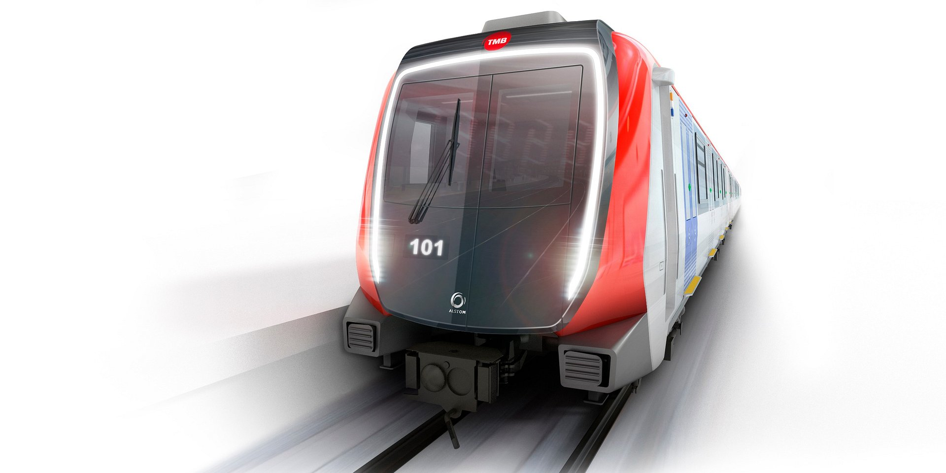 Alstom dostarczy 42 pociągi Metropolis dla metra w Barcelonie