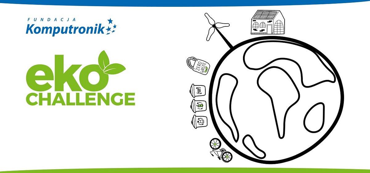 Pokażcie jak Wasza szkoła może być eko! Fundacja Komputronik startuje z konkursem Eko Challenge