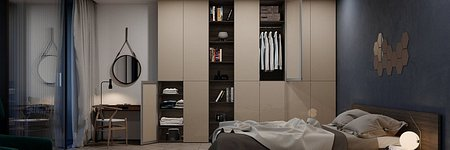 Którą szafę wybrać: gotową czy na wymiar?