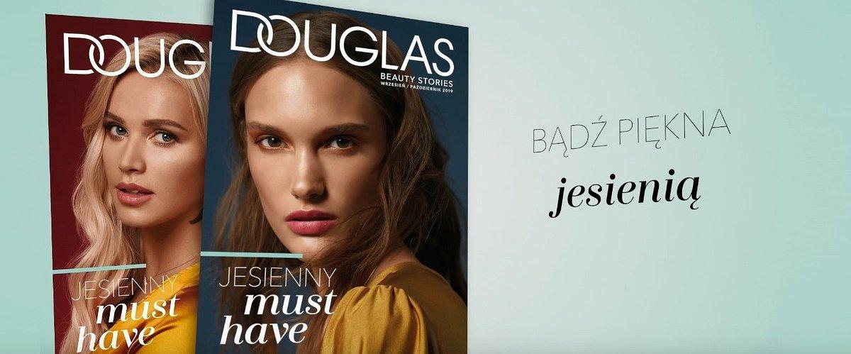 Jesienne wydanie Douglas Beauty Stories już jest w perfumeriach!
