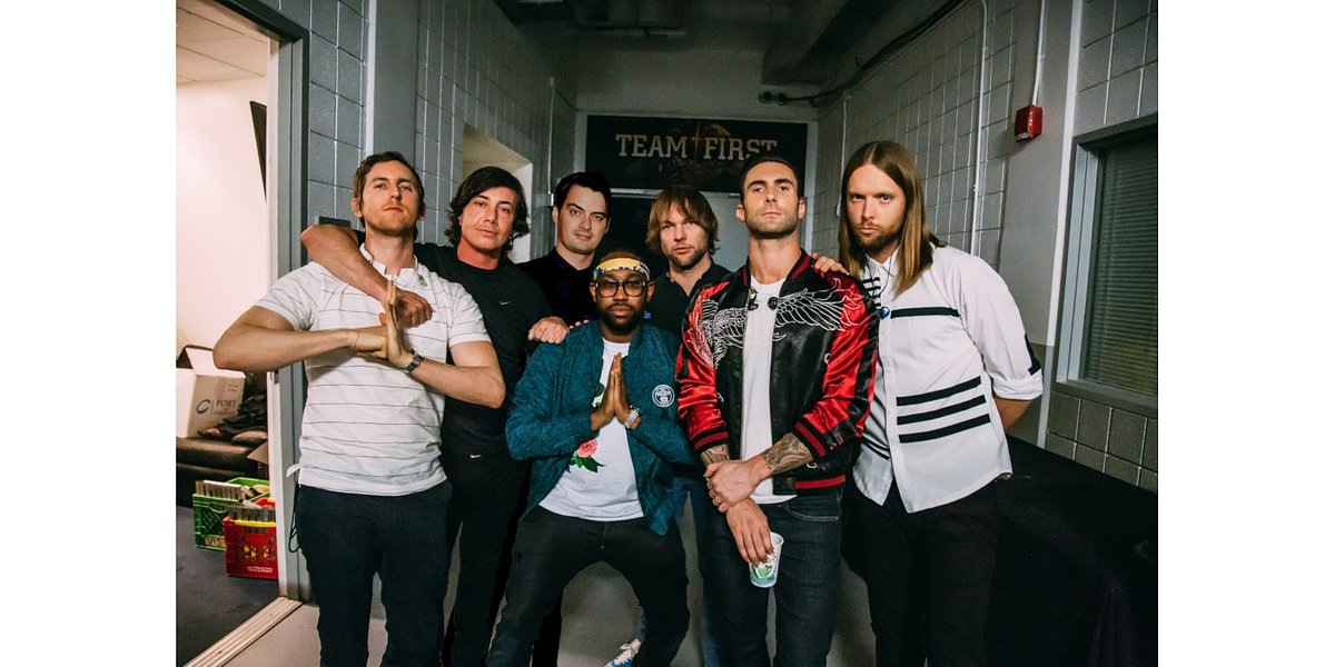 "Maroon 5 z klipem do ""Memories"""