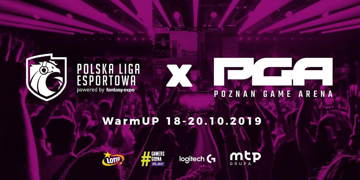 Gotowi, do biegu, start! Już niedługo inauguracja Polskiej Ligi Esportowej na PGA!