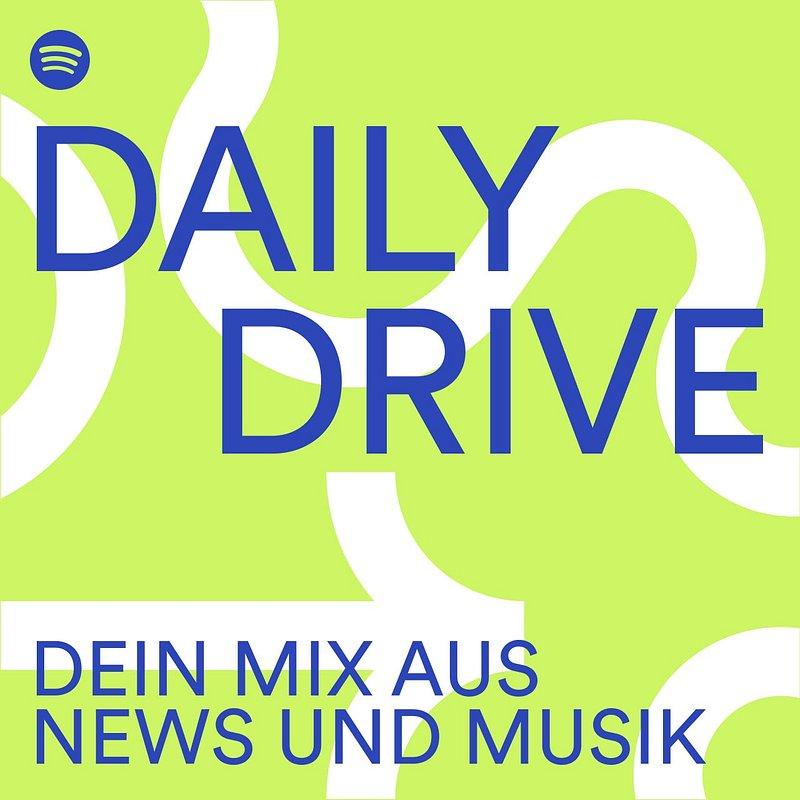 """""""Daily Drive"""" auf Spotify liefert erstmals Mix aus News und Musik"""