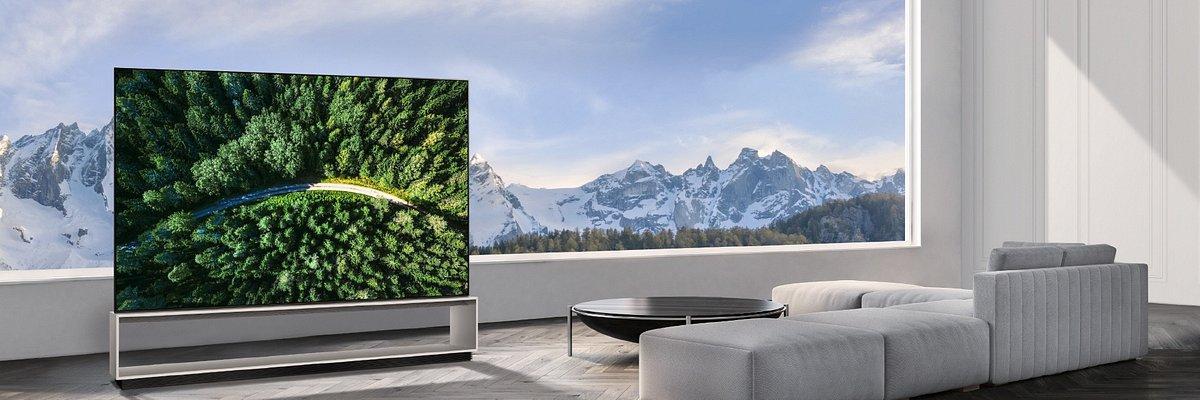 Pierwszy w Europie telewizor LG OLED 8K sprzedany w Polsce!
