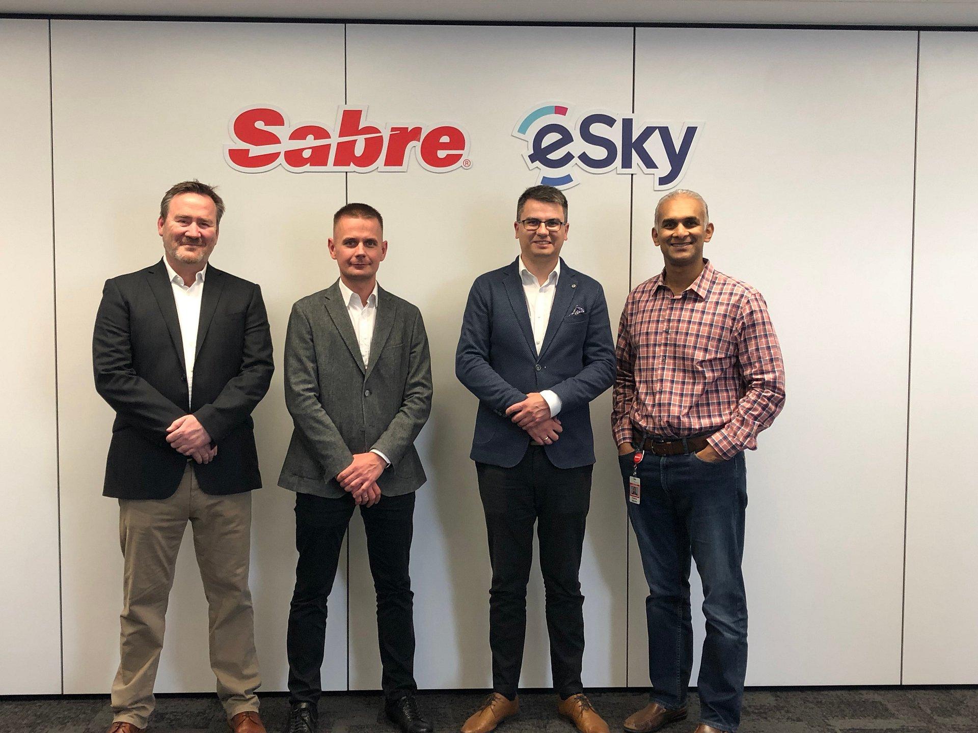 Zaawansowane technologie Sabre pomogą w rozwoju Grupie eSky