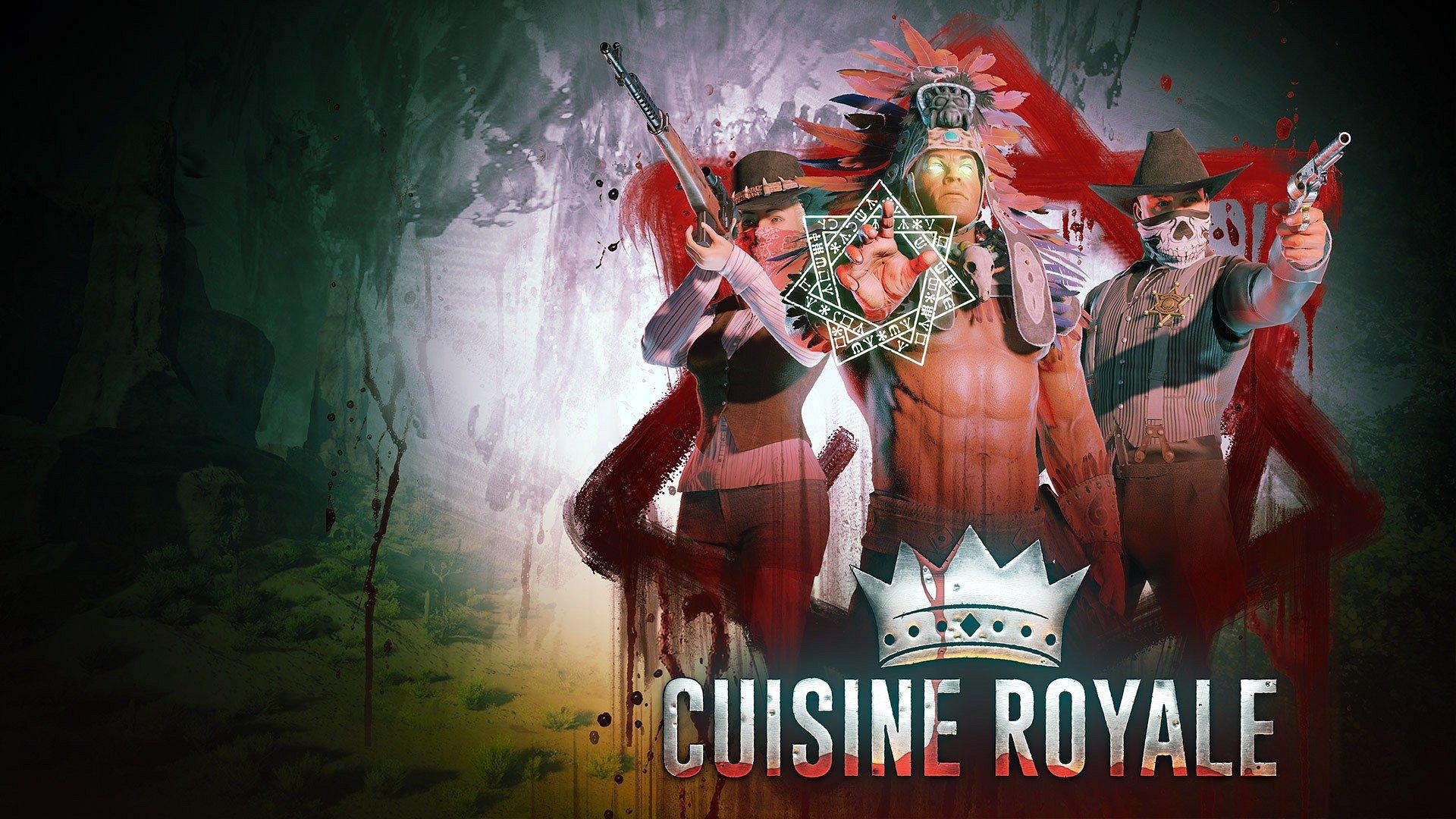 """""""Age of Nagual"""" prichádza do strielačky Cuisine Royale"""