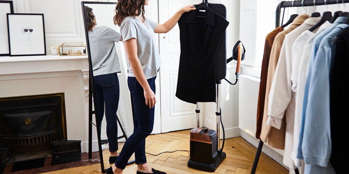 NOVIDADE ROWENTA: IXEO Power a revolução no tratamento da roupa