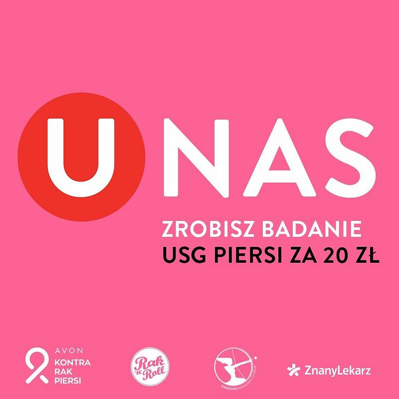 Dzień na U - Gabinety z Różową Wstążką teraz także na ZnanyLekarz.pl