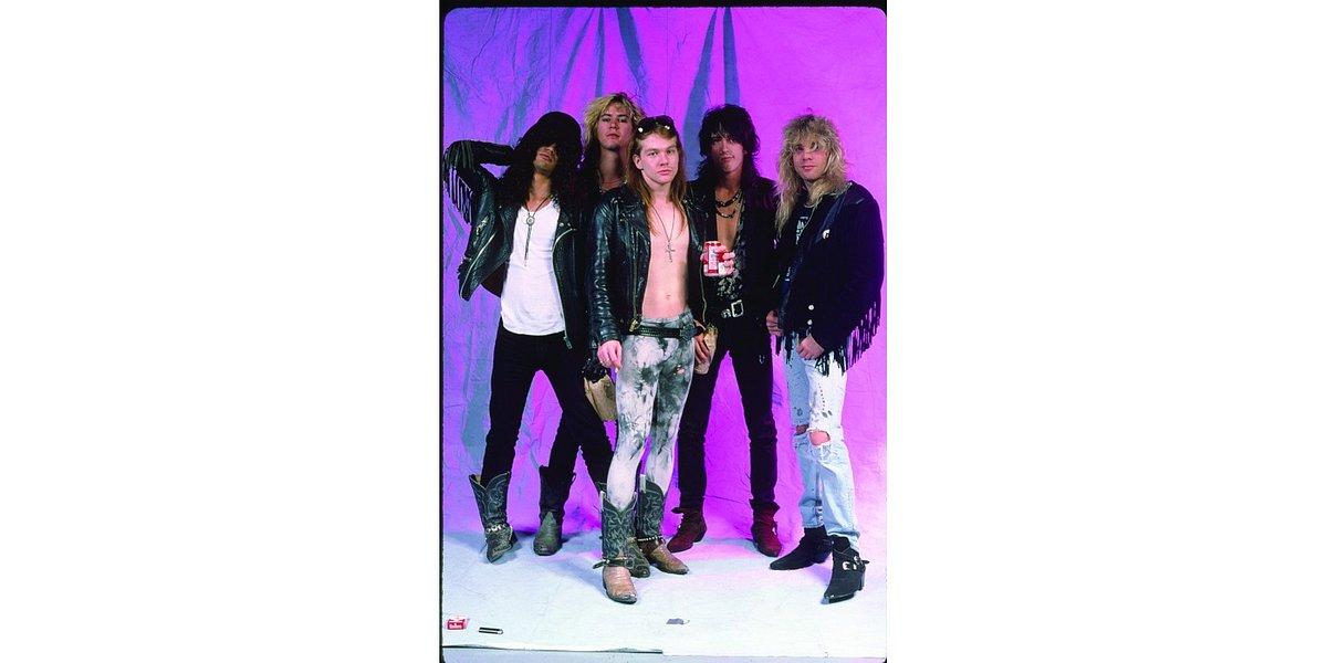 Guns N' Roses rządzą na YouTube