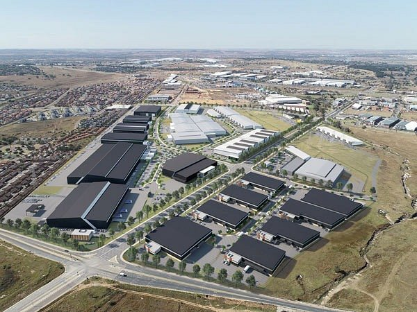 Growthpoint's R240m Sterling Industrial Park