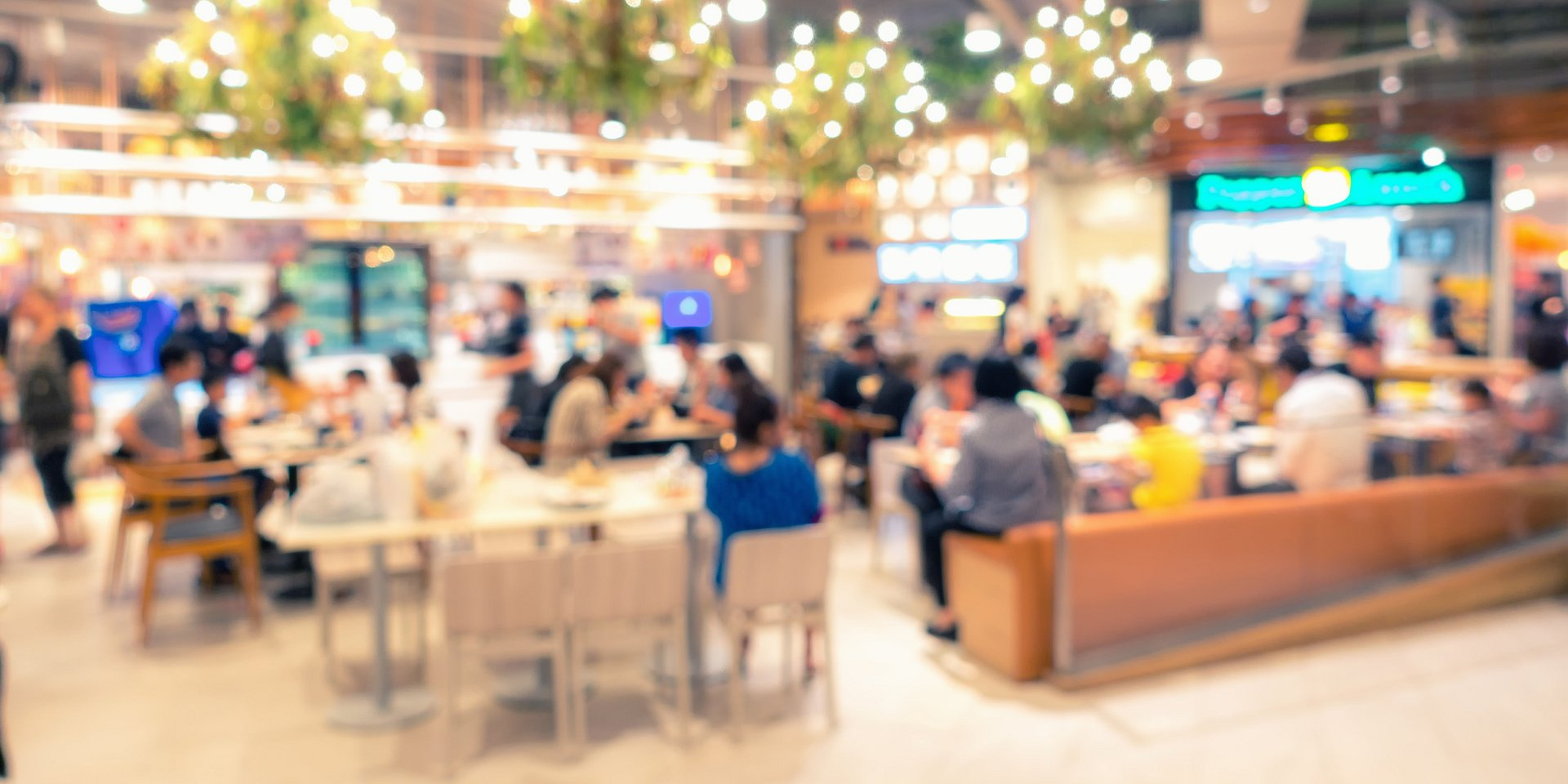 Co trzeci odwiedzający centra handlowe na rozrywkę poświęca co najmniej godzinę