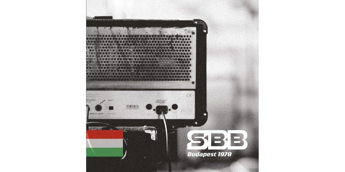 SBB – koncert z Budapesztu z 1978