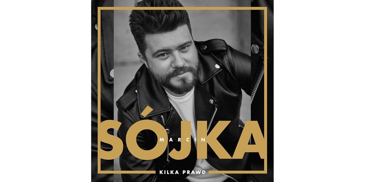 """""""Kilka prawd"""" – debiutancki album Marcina Sójki już dostępny!"""