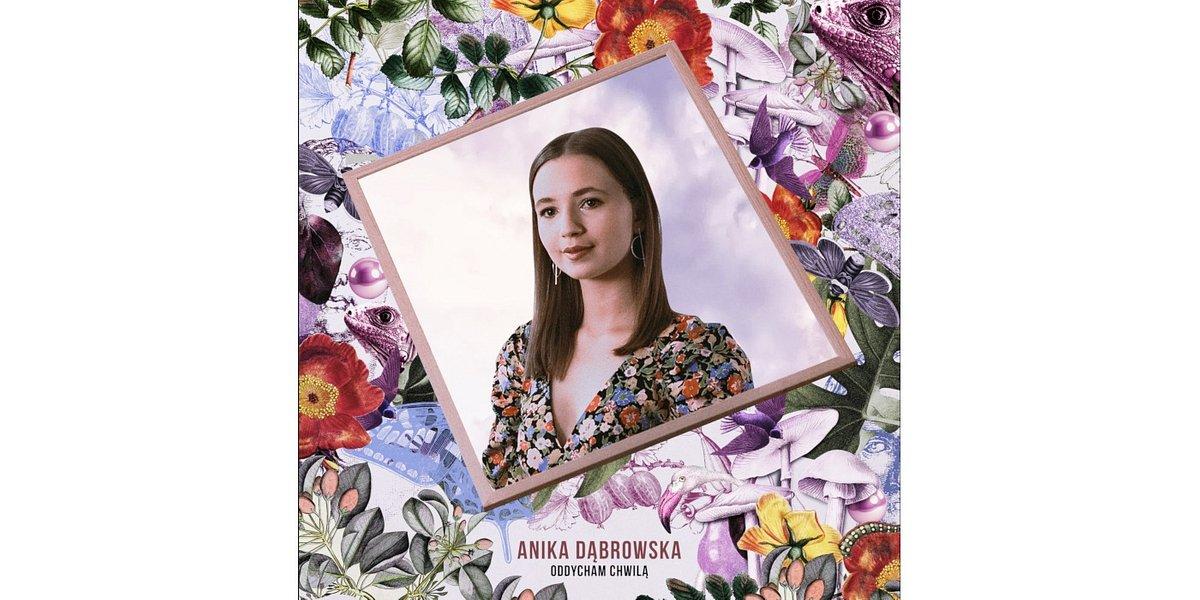 """AniKa Dąbrowska, zwyciężczyni 2. edycji """"The Voice Kids"""", z nowym singlem"""