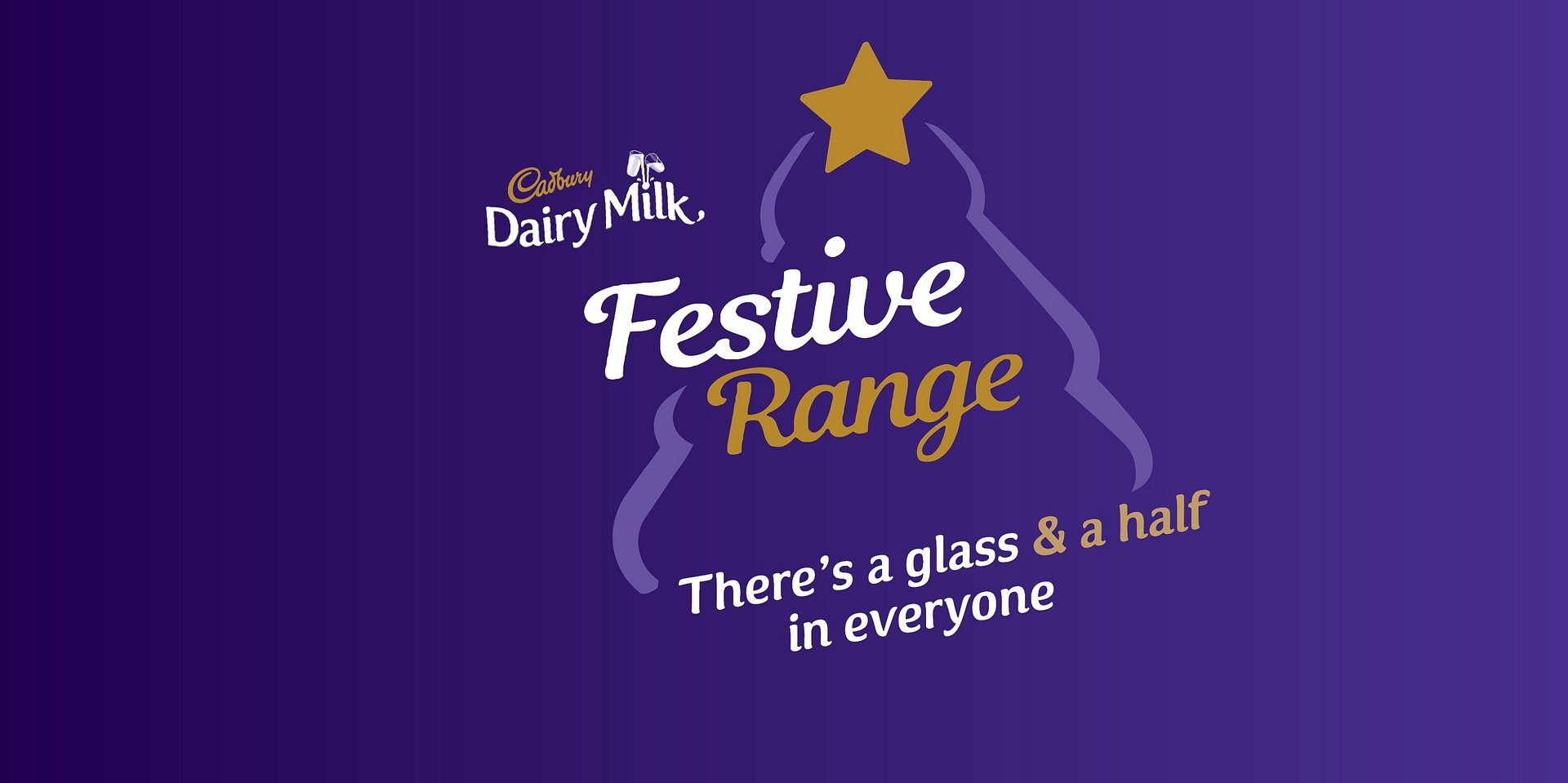 Cadbury Festive Collection Brings a Glass & a Half of Festive Cheer