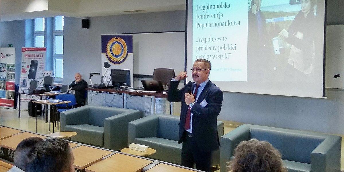 Detektywi w WSB. Za nami I Ogólnopolska Konferencja Popularnonaukowa