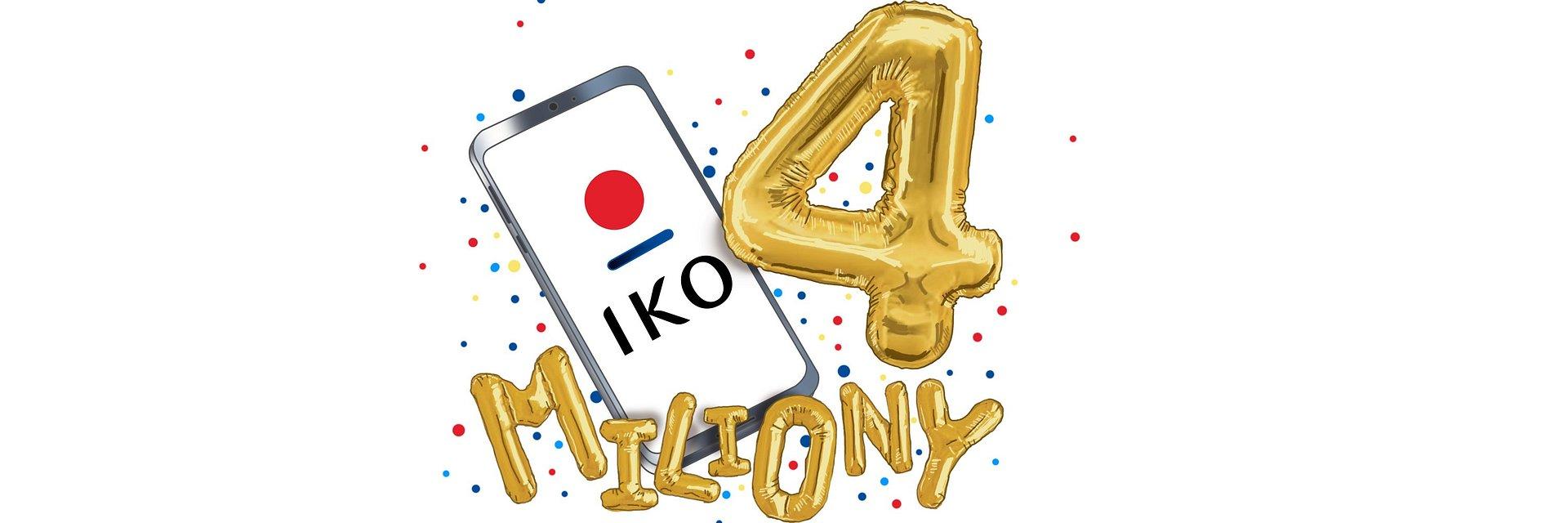 #4milionyIKO w PKO Banku Polskim!