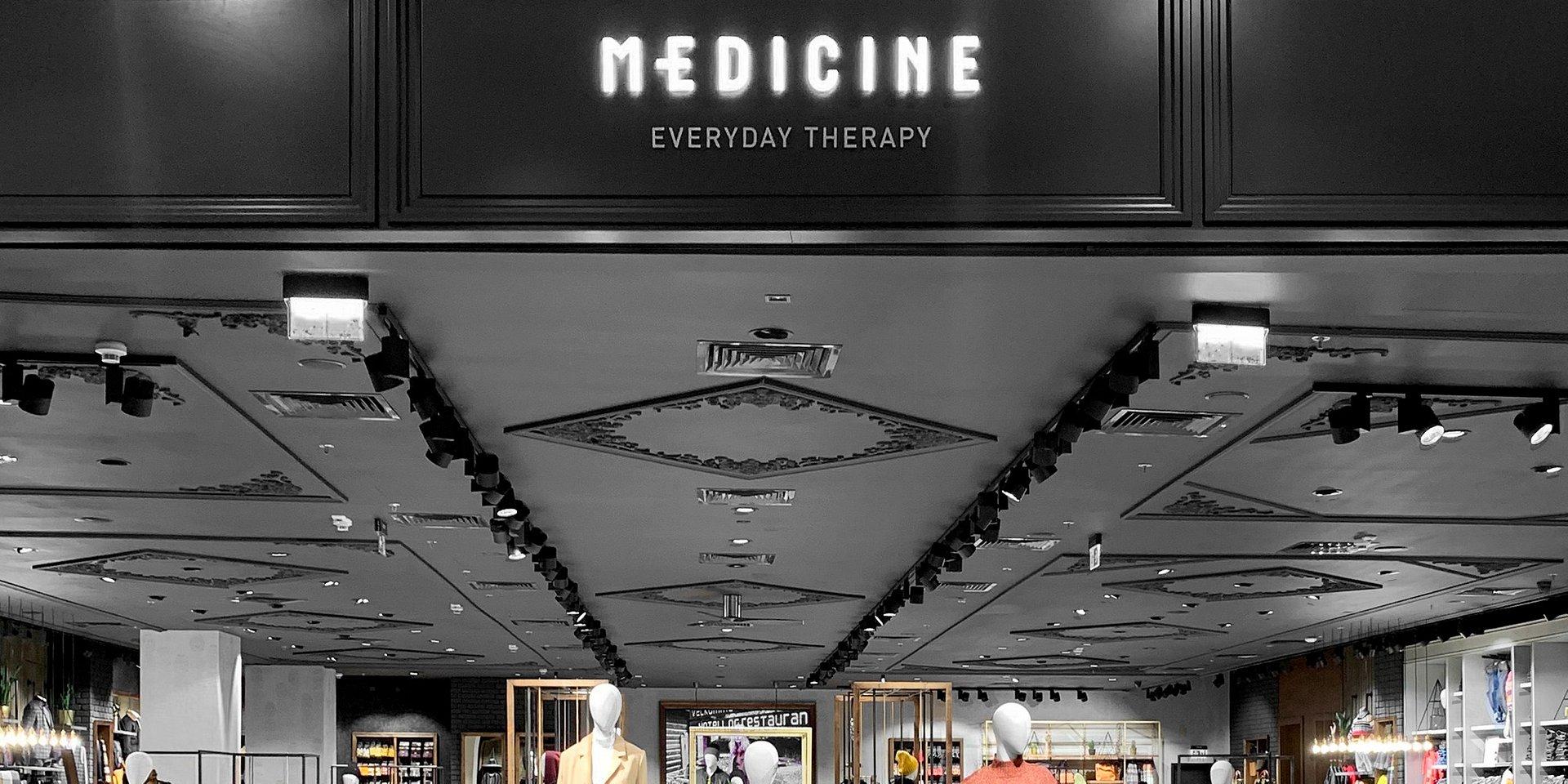 Avenida z największym w Polsce salonem Medicine