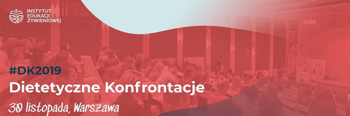 I Konferencja Dietetyczne Konfrontacje – teraz także online