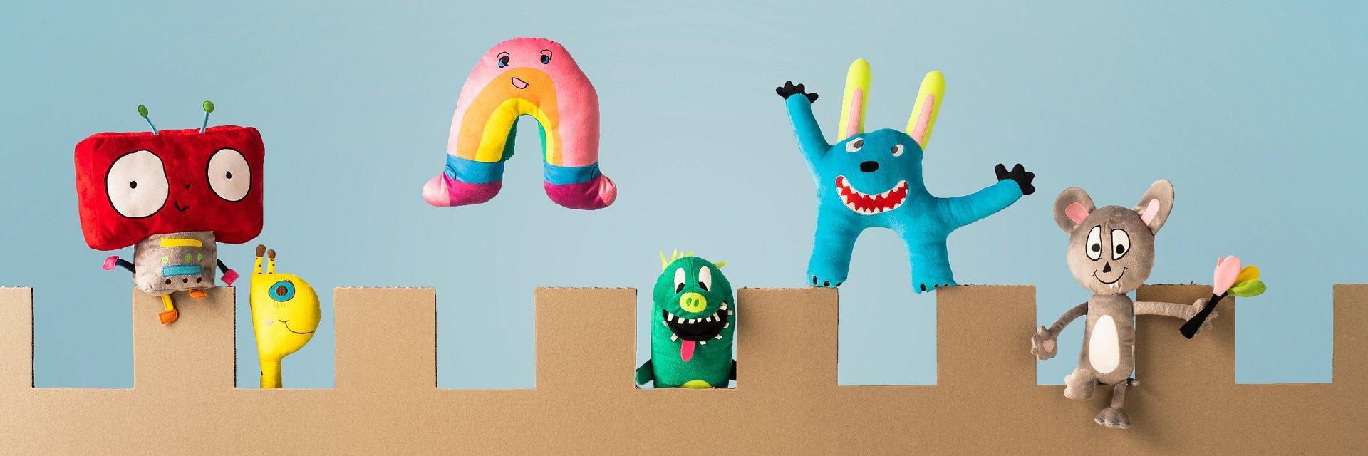 Kolekcja IKEA SAGOSKATT – zaprojektowana przez dzieci dla dzieci i dla lepszej przyszłości