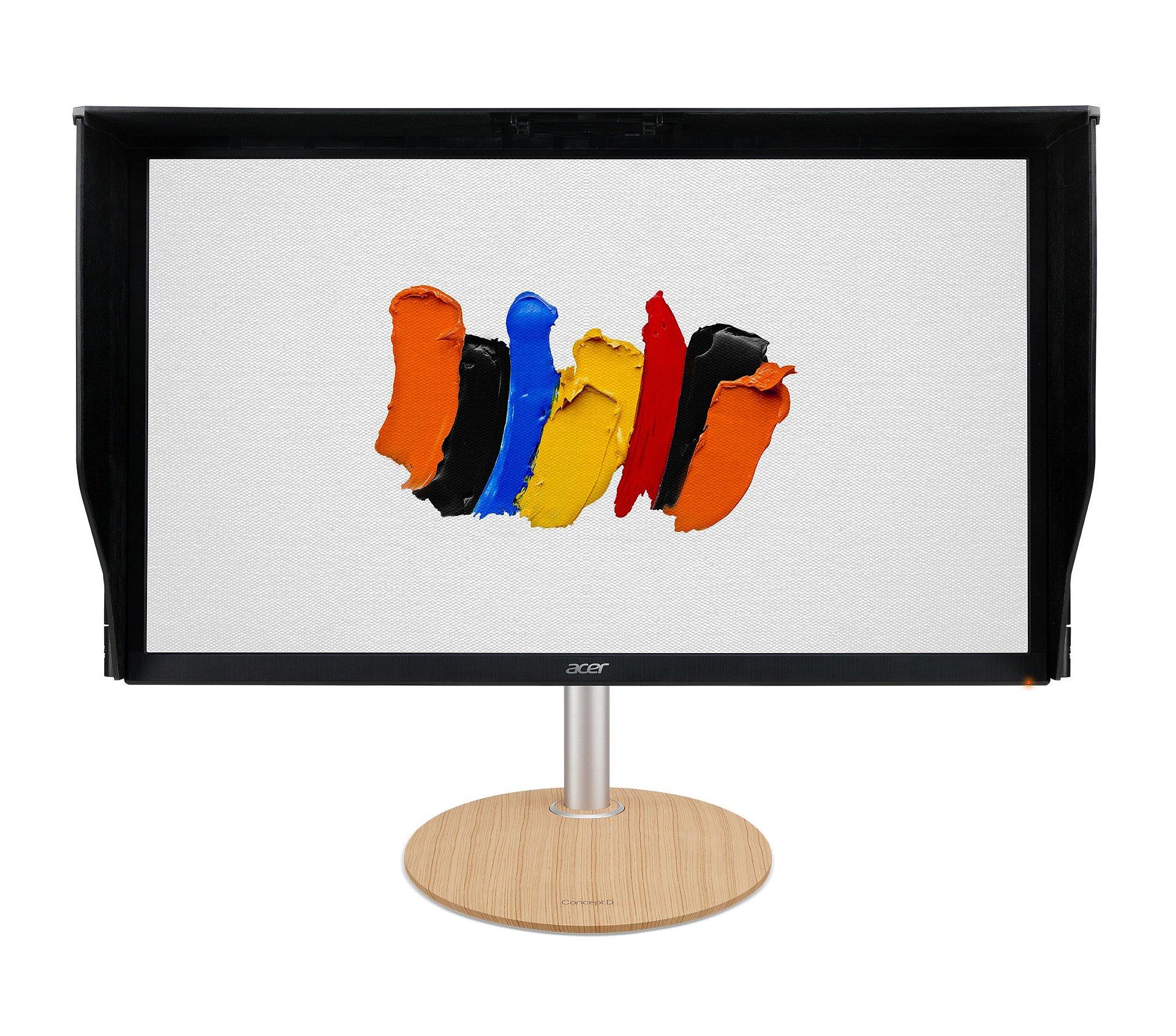 Dwa nowe monitory ConceptD dla branży kreatywnej pojawią się w Polsce na początku 2020 roku. Przedstawiamy ceny poszczególnych modeli