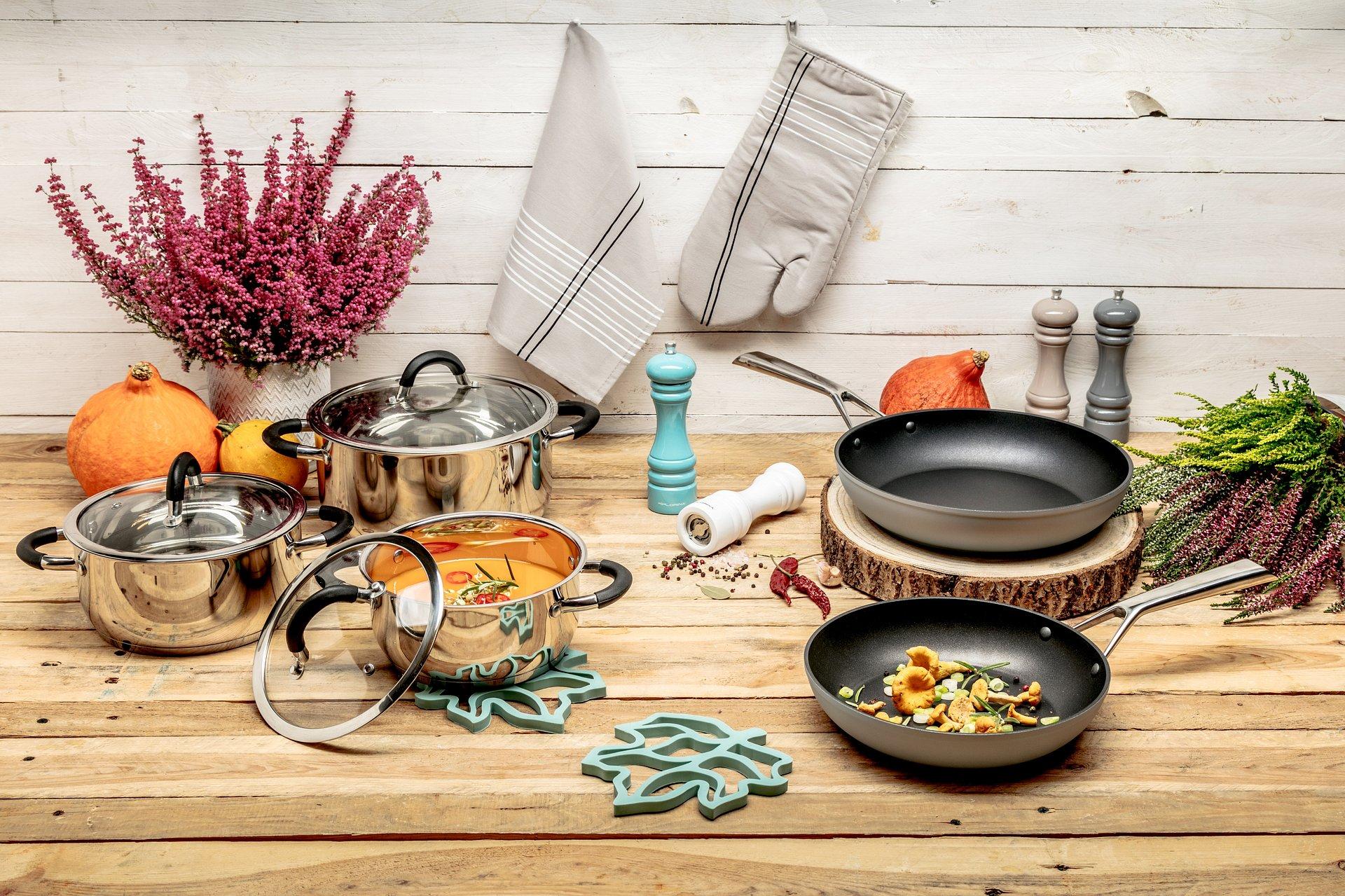 Modnie urządzona kuchnia: aranżacja krok po kroku