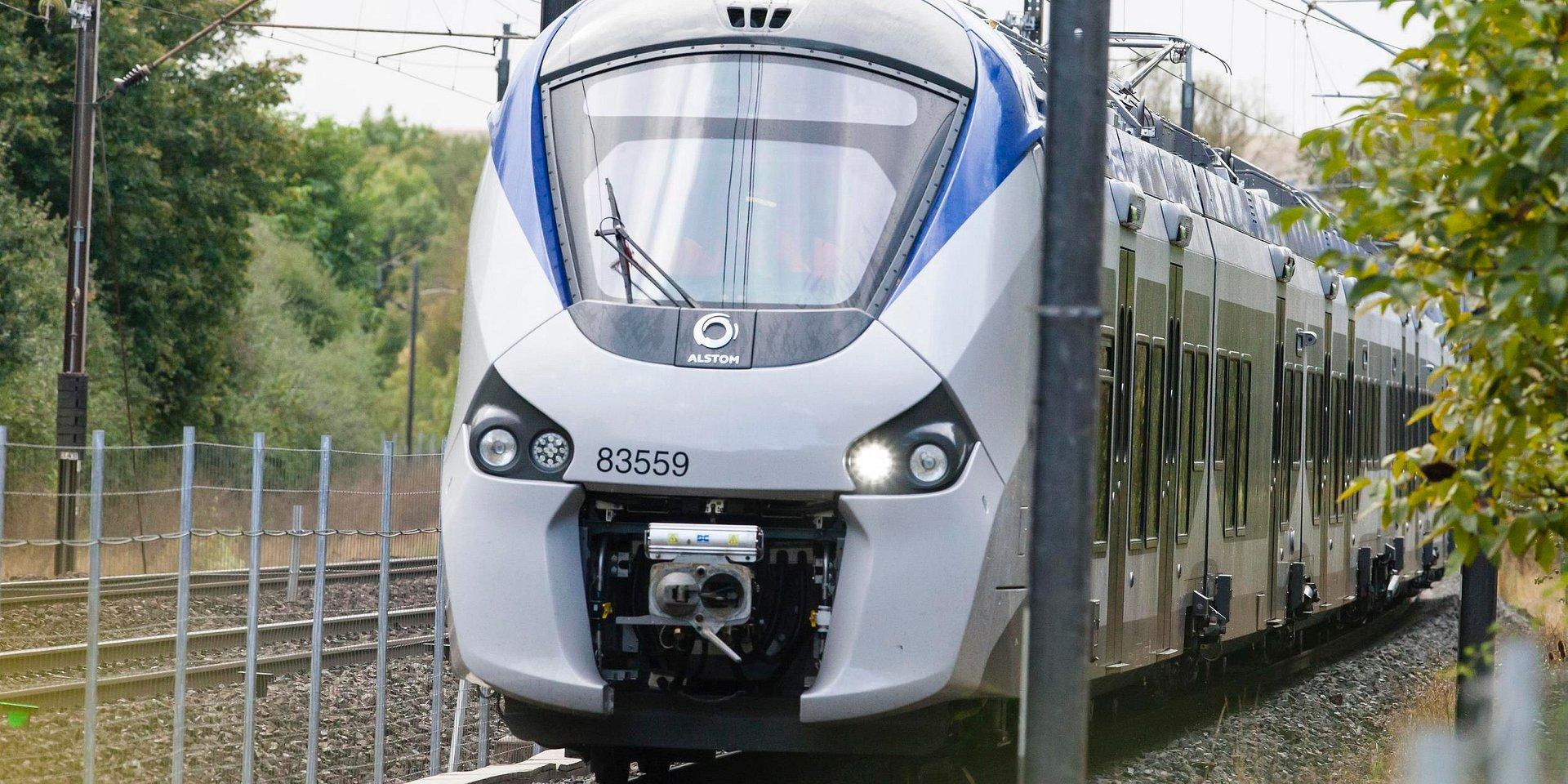 Alstom dostarczy 39 dodatkowych pociągów Coradia Polyvalent do regionu Grand Est, z czego 30 będzie kursować na linii transgranicznej łączącej Francję i Niemcy