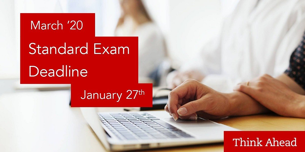 All you want to know about March'20 exams in Poland and Baltic Countries