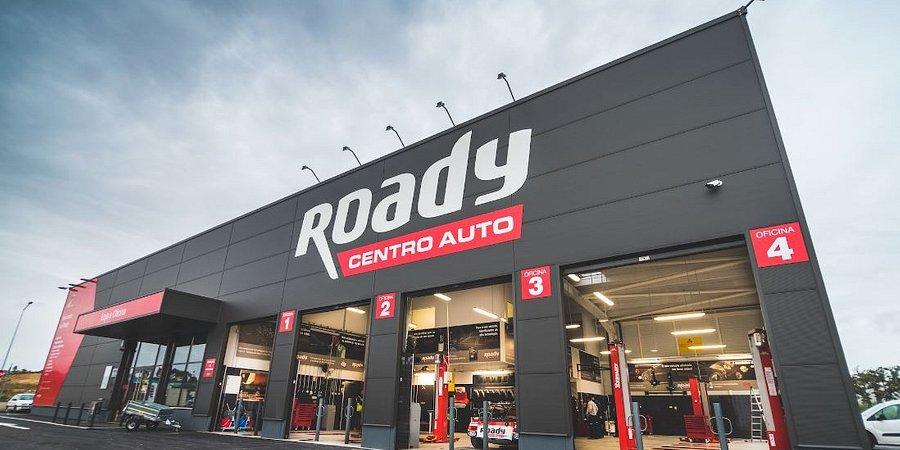 Roady festeja 21º aniversário com clientes