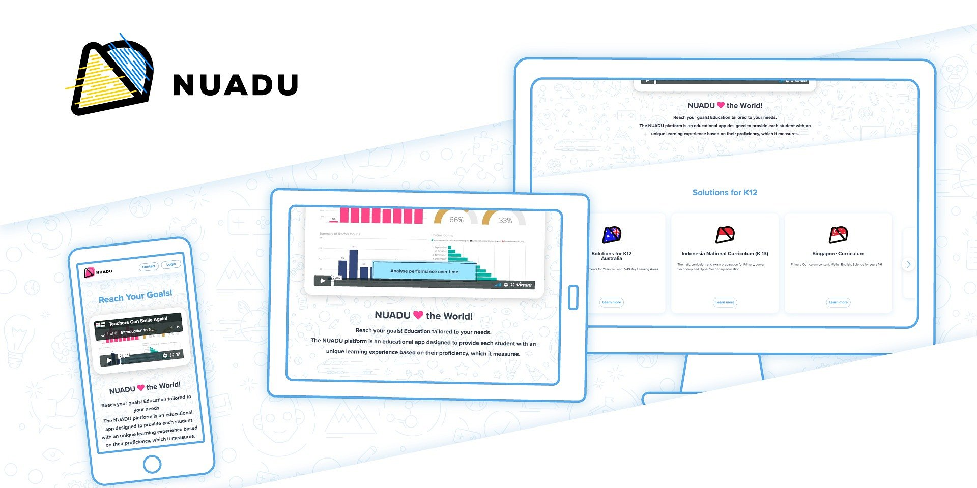 The All-New NUADU Website is here!