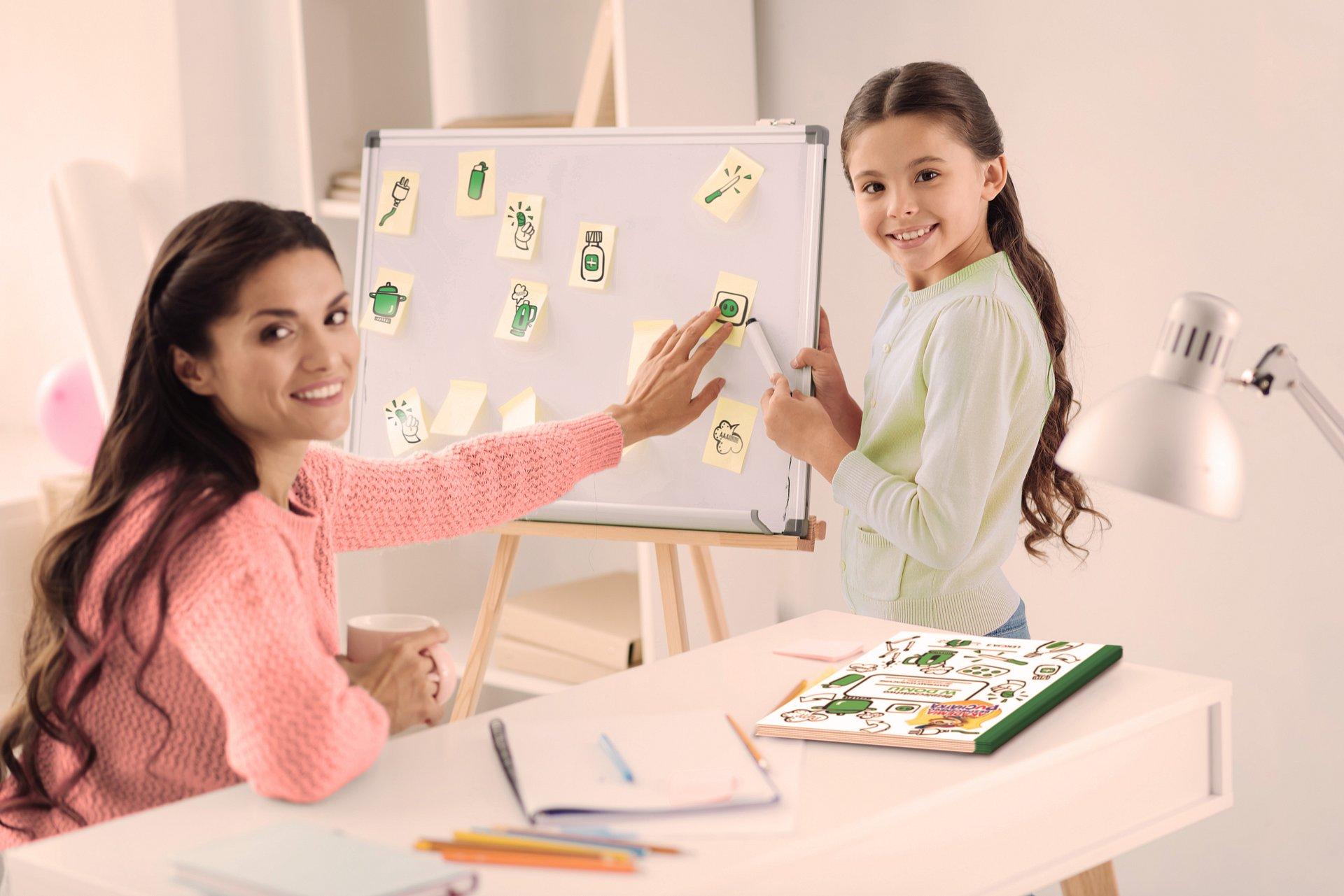 Kreatywnie o bezpieczeństwie dzieci – 3 proste gry dla rodzica