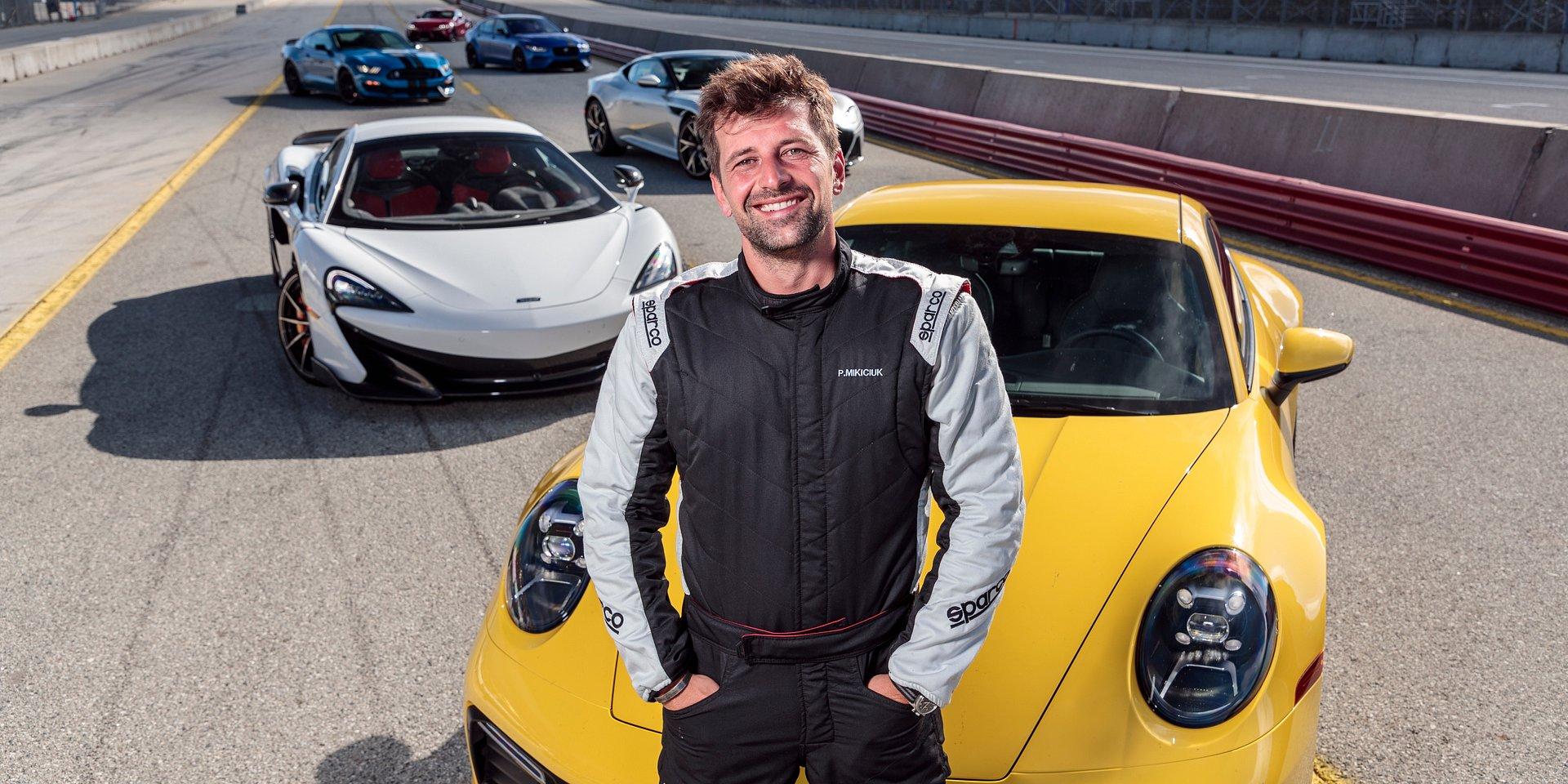 """Wyjątkowy odcinek """"Best Driver's Car"""" z Patrykiem Mikiciukiem już dzisiaj w MotorTrend tylko w player.pl!"""