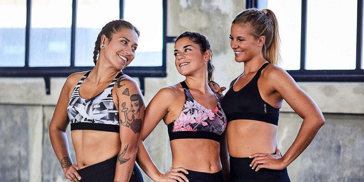 Fitness łączy kobiety!