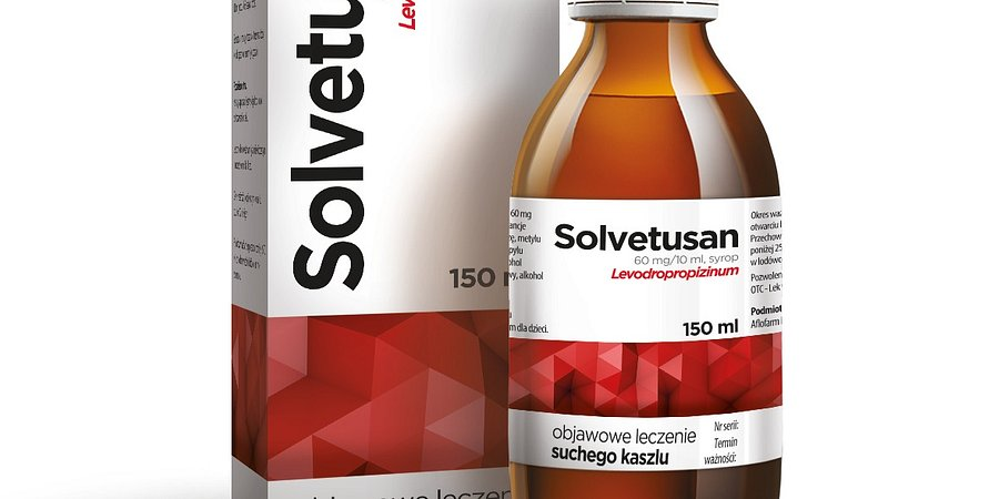 Aflofarm wprowadza pierwszy w Polsce odpowiednik levodropropizyny