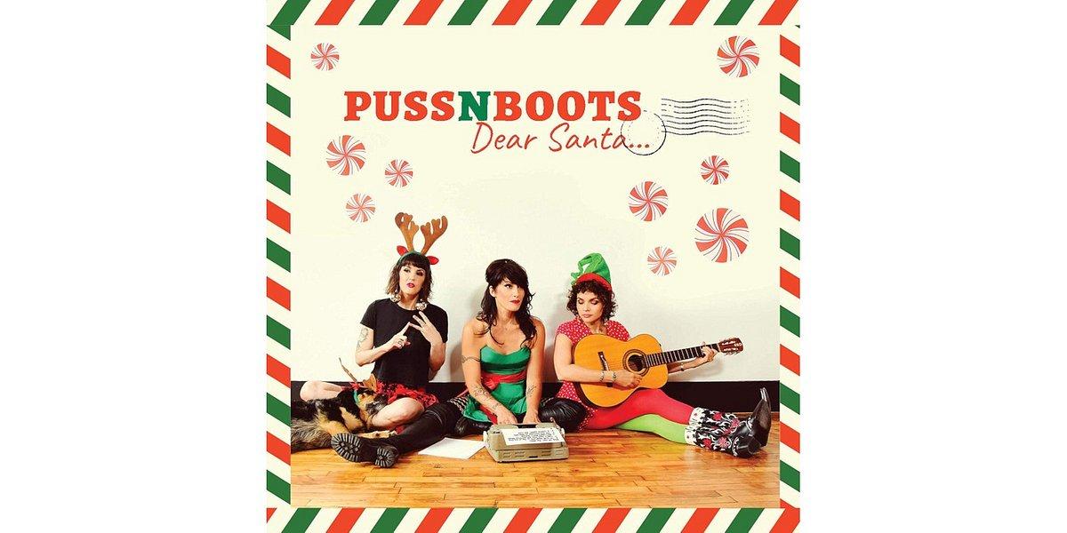 Puss N Boots, trio z udziałem m.in. Norah Jones, prezentuje świąteczną EP-kę