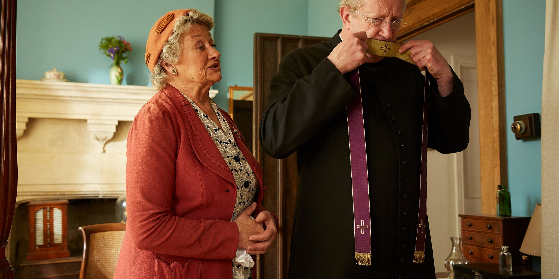 'FATHER BROWN' ESTÁ DE VOLTA AO FOX CRIME COM DUAS NOVAS TEMPORADAS