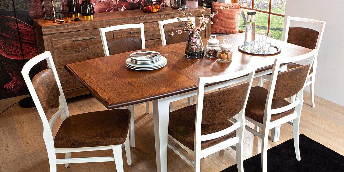 NOWOŚCI! Stoły, krzesła i ławy w nowym katalogu Black Red White