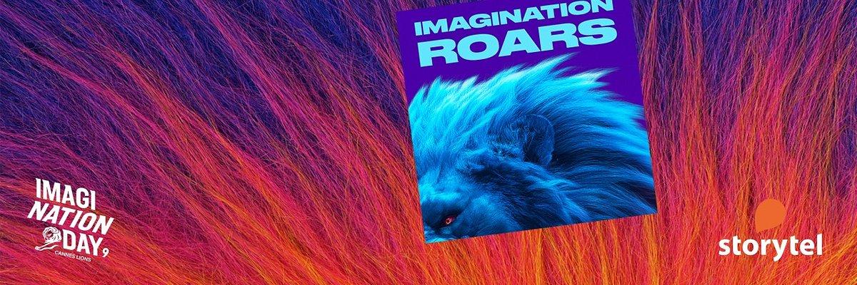 """Jak brzmi kreatywność? Cykl podcastów """"Imagination Roars"""" na Storytel"""