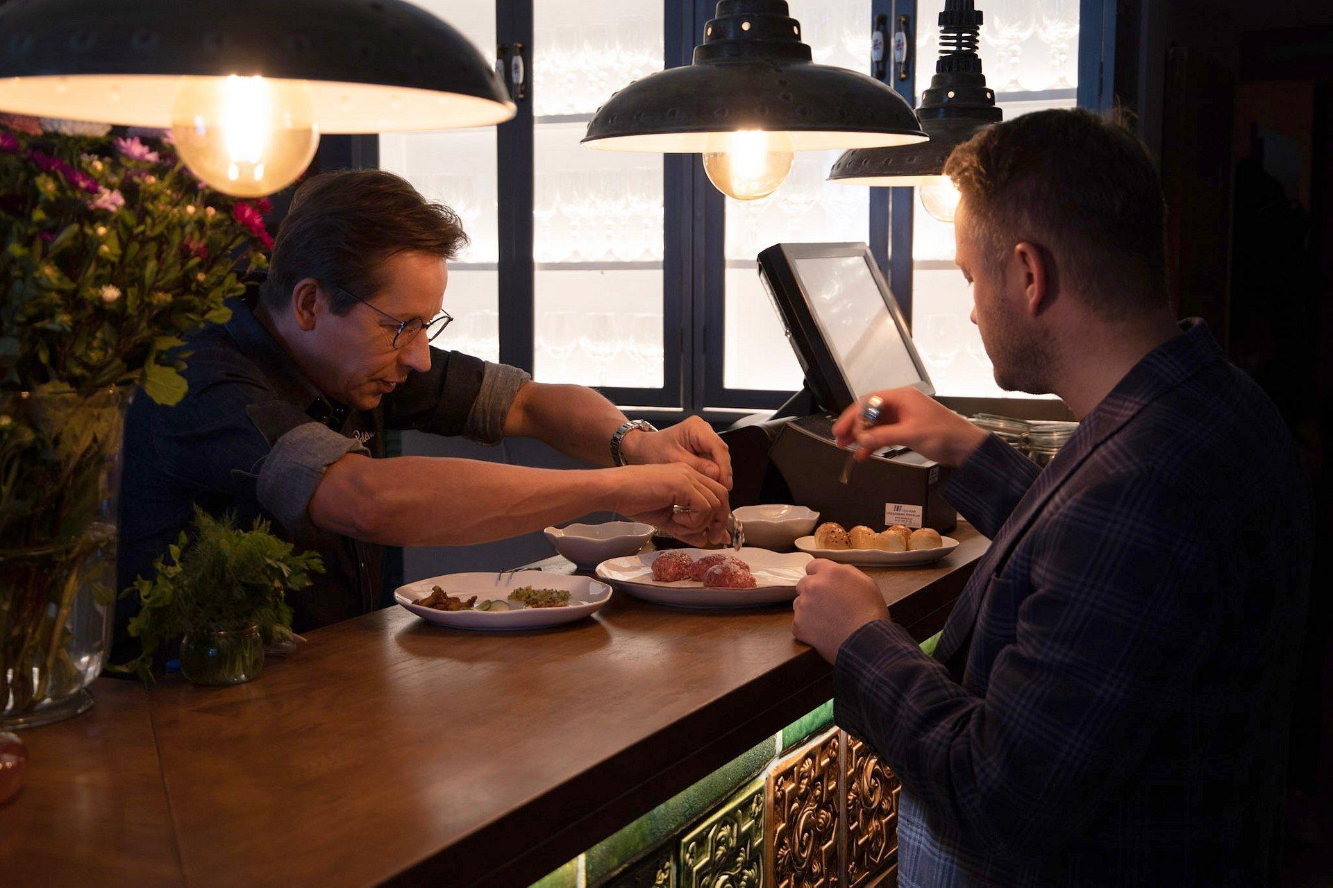 Obejrzyj wywiad z Andrzejem Polanem! Rozmowa, która pobudza kubki smakowe.