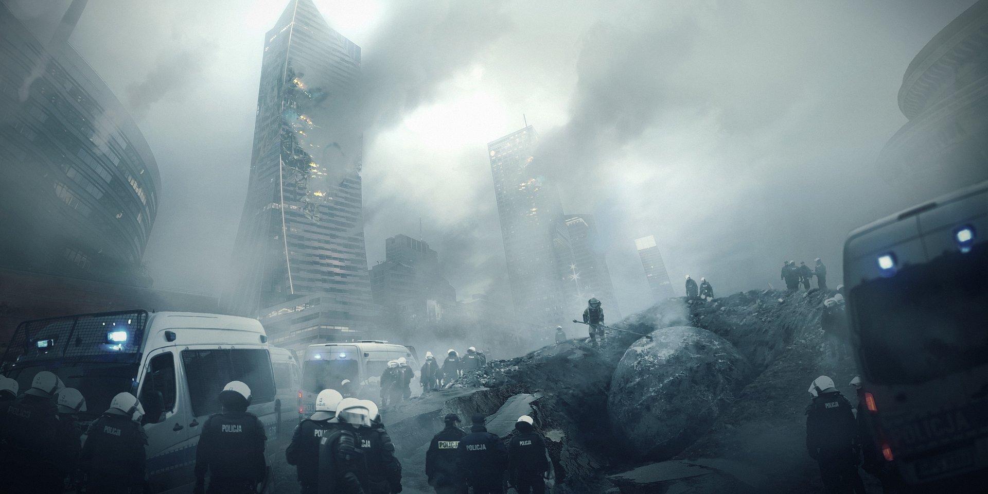 Koniec świata w Warszawie