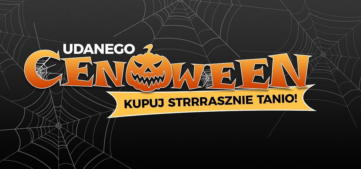 Straszne wyprzedaże na Halloween! Cenoween w Komputronik