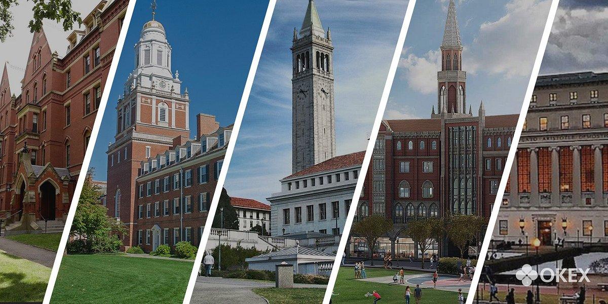 OKEx Global University Meetups to Start with Five Top US Universities