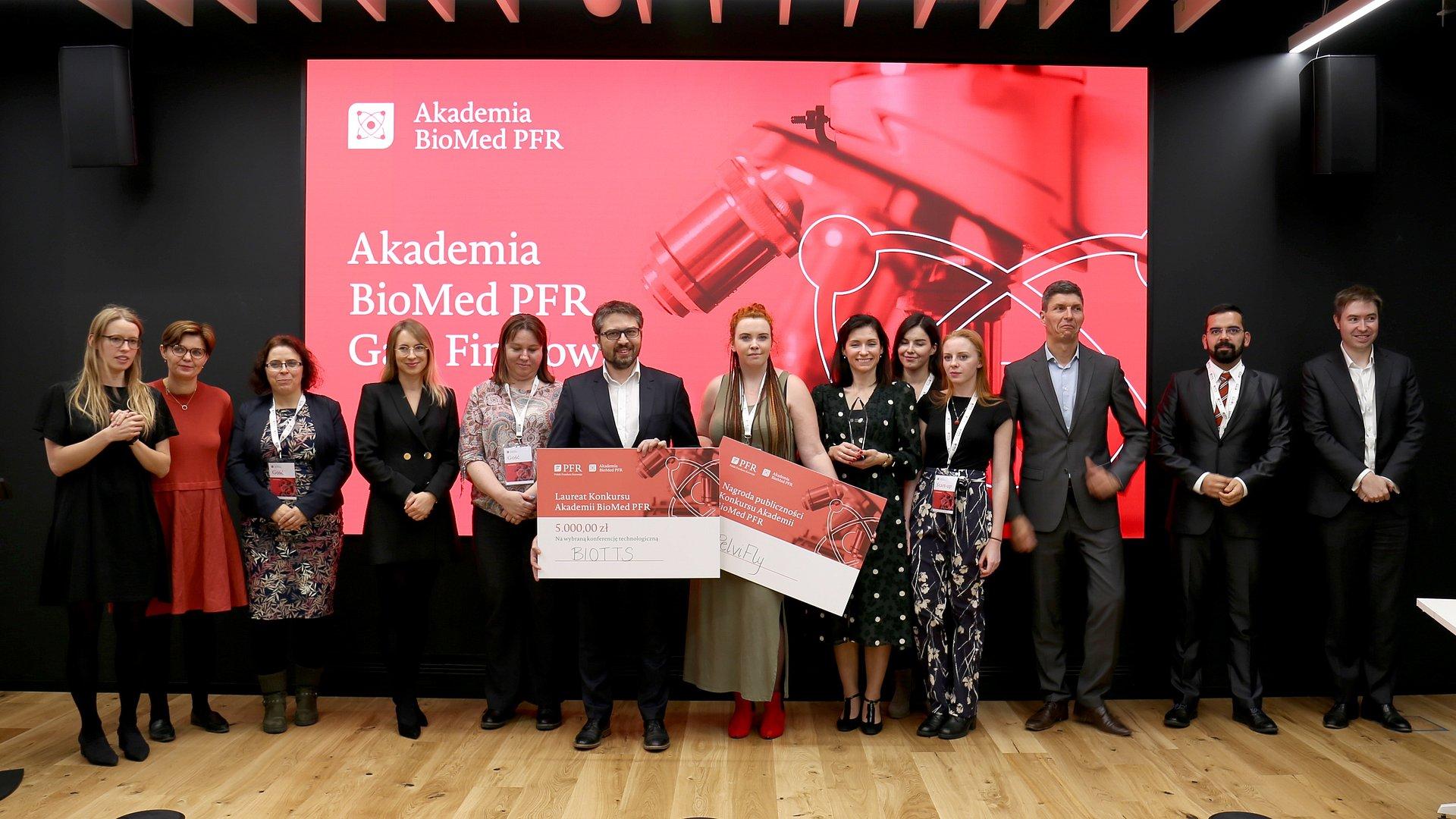 Przyszłość polskiej medycyny w Akademii BioMed PFR