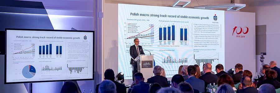 Największe spotkanie przedstawicieli zagranicznych banków w Polsce