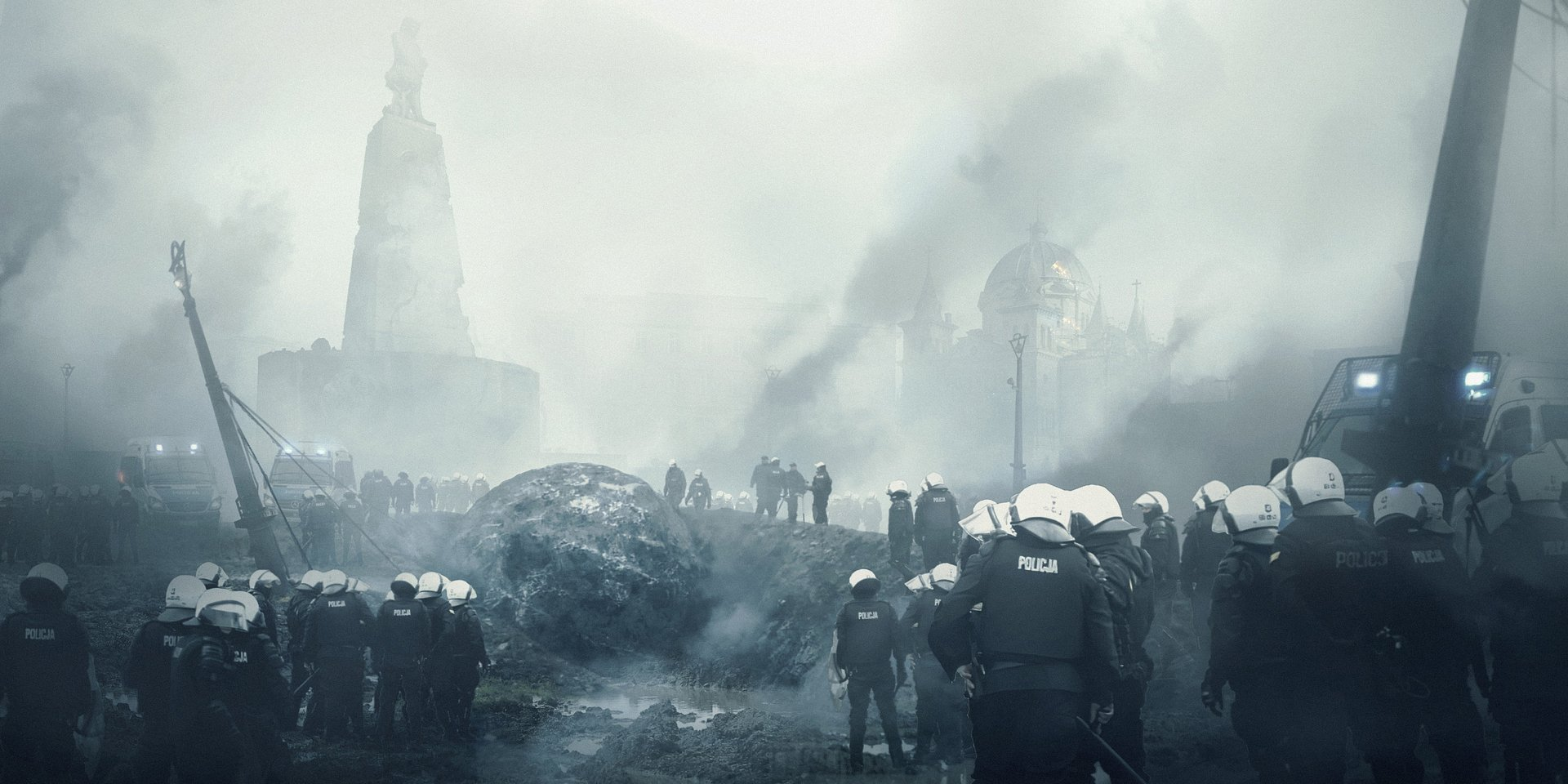 Polskie miasta na skraju zagłady